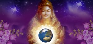 The Unconditional Love of The Divine Mother